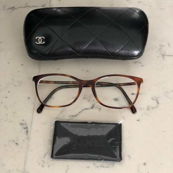 06b856aff1 CHANEL Accessories - Chanel Eyeglass Frames 3281 Tortoise Brown